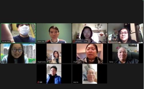 今天(1月20日)舉行了第二節培訓📑 題目為「如何應對傳媒的訪問」📸