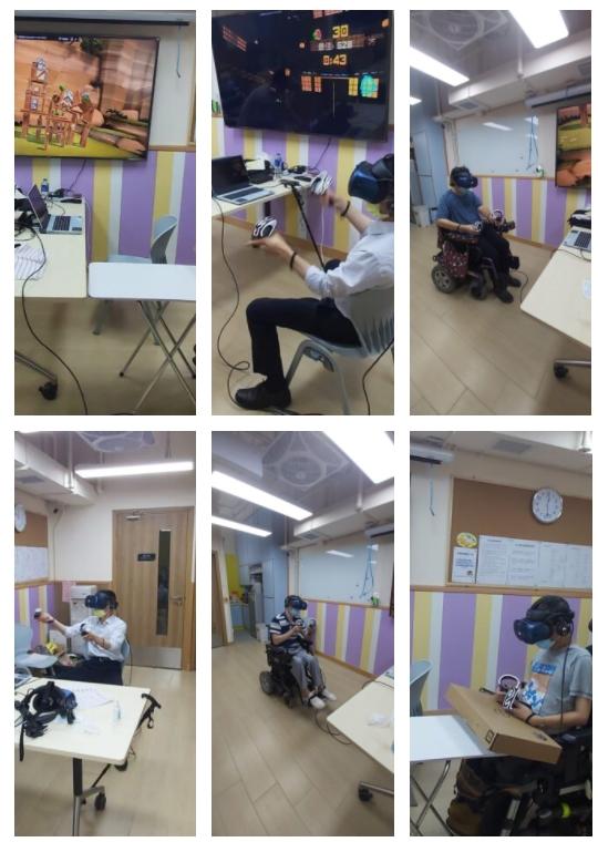 2021年10月6日(三),VR虛擬實景體驗🕹️😃