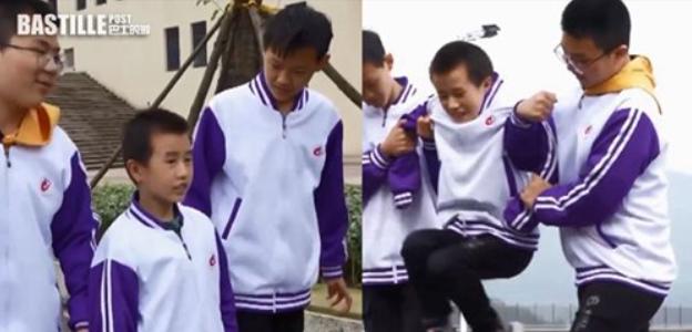 13歲男罹患肌肉萎縮 得同學主動扶助增抗病信心
